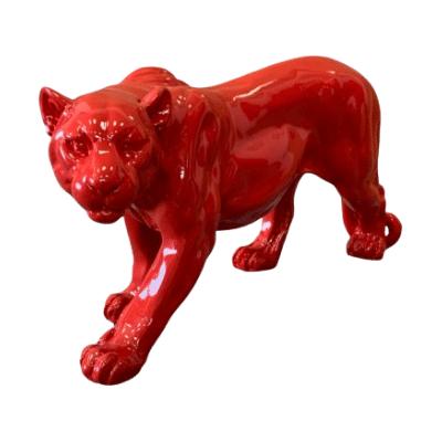 Statue Puma en Résine